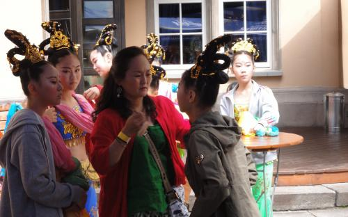 KiJu2017 Backstage